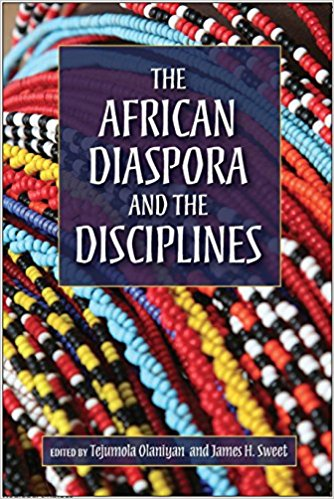 Cover of African Diaspora and the Disciplines book